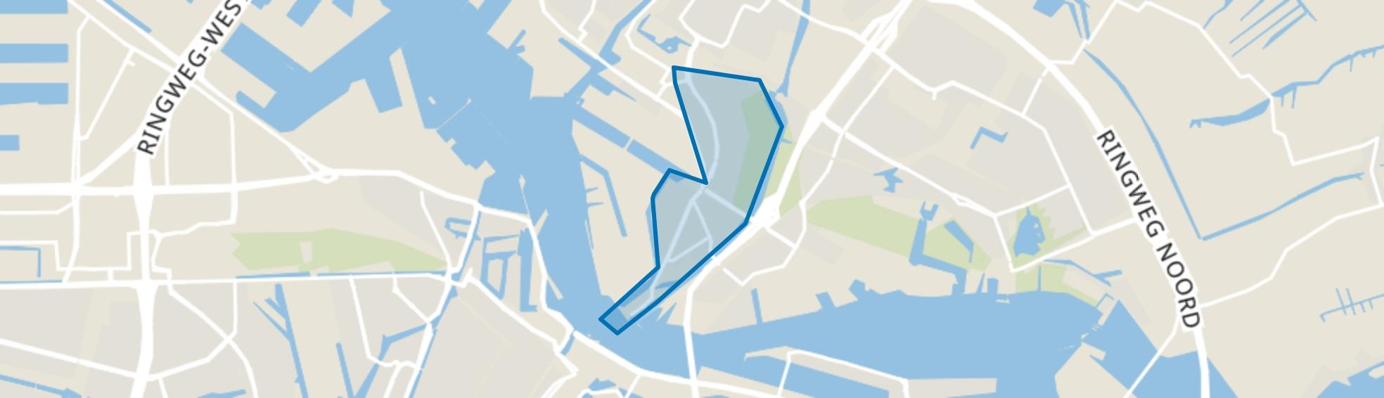 Volewijck, Amsterdam map