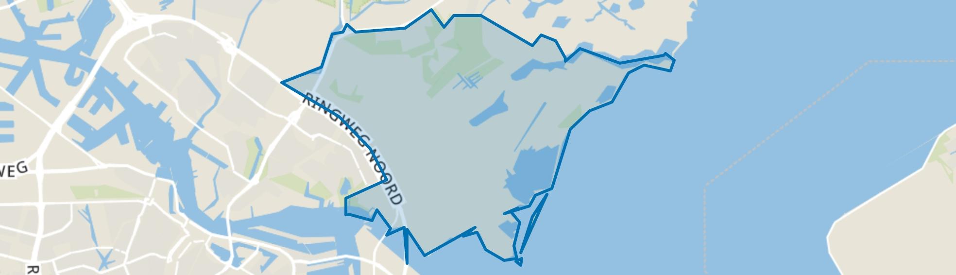 Waterland, Amsterdam map