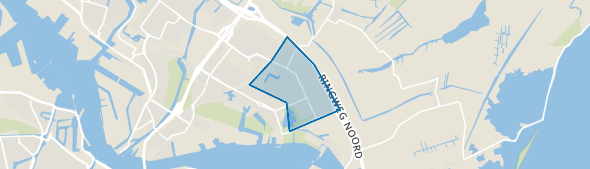 Waterlandpleinbuurt, Amsterdam map