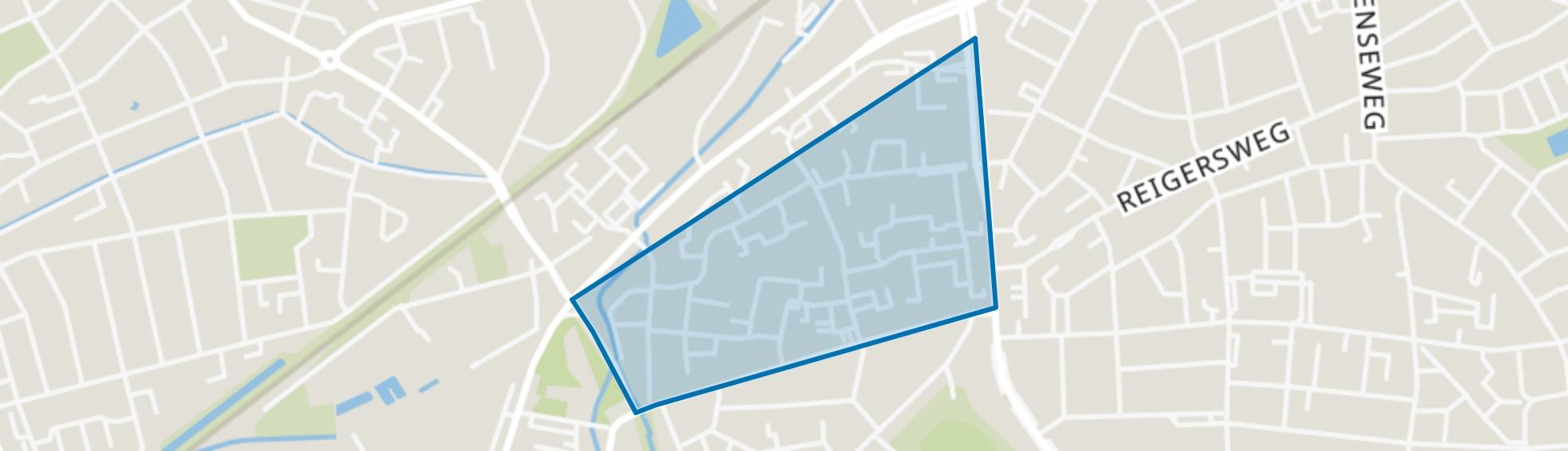 De Heeze, Apeldoorn map