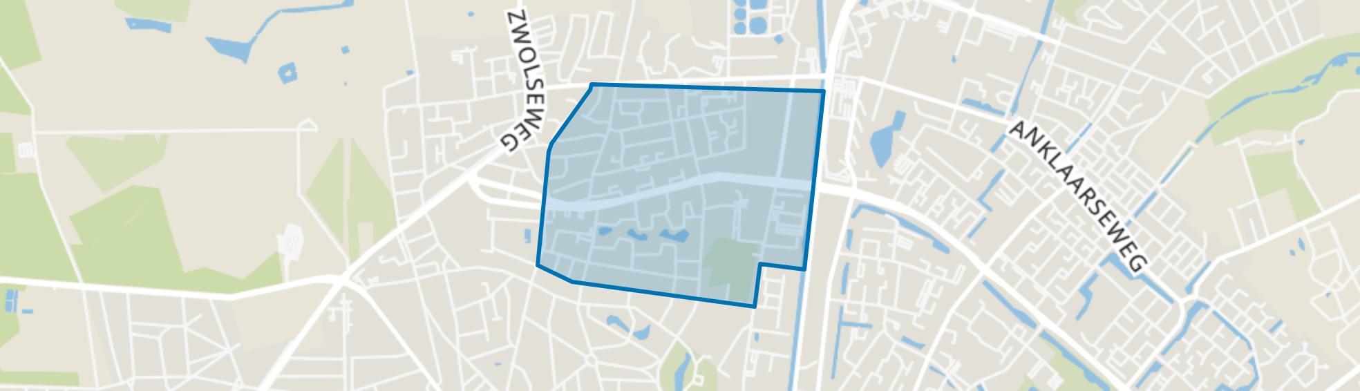 Kerschoten, Apeldoorn map