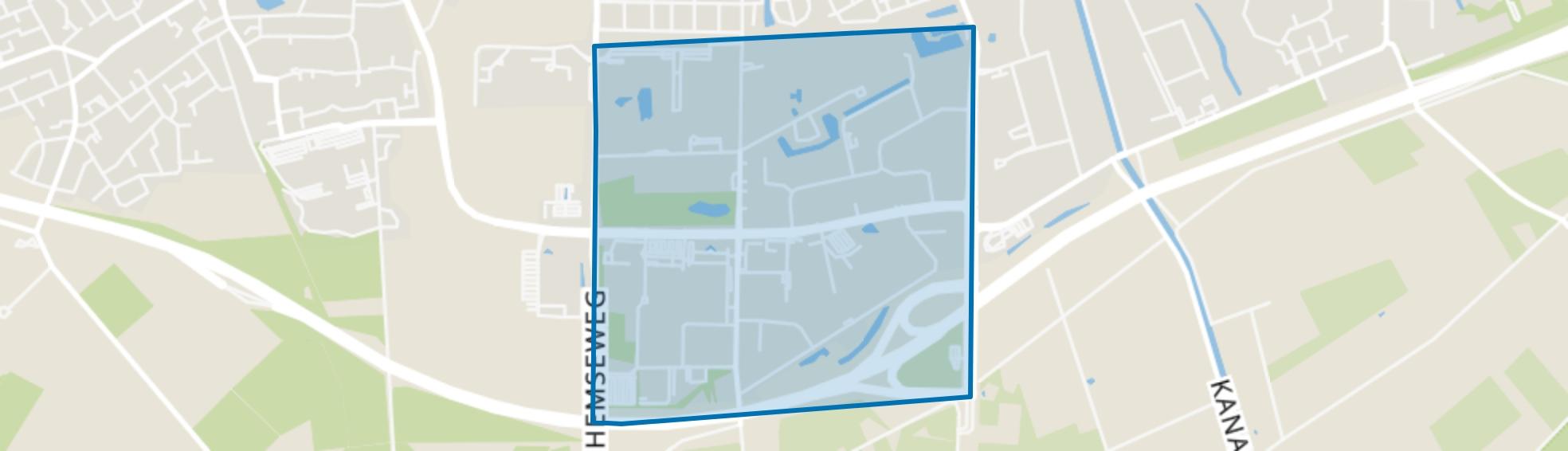 Malkenschoten, Apeldoorn map