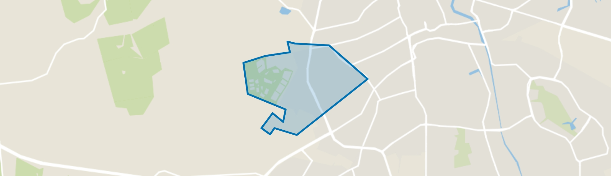 Orden, Apeldoorn map