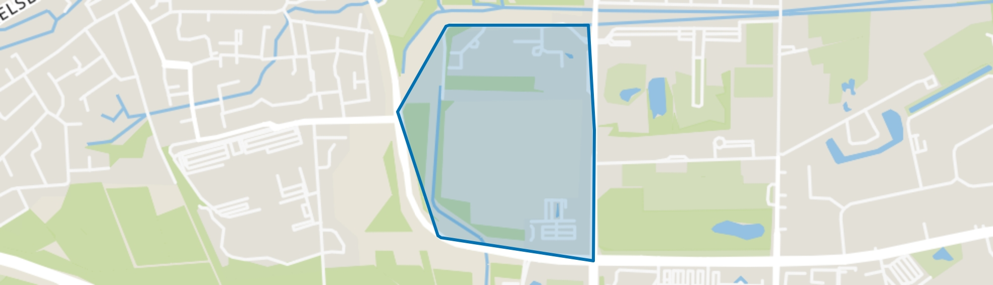 Wernem, Apeldoorn map