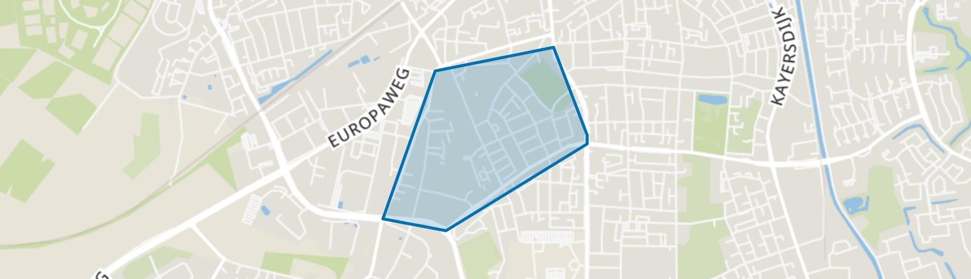 Westenenk, Apeldoorn map