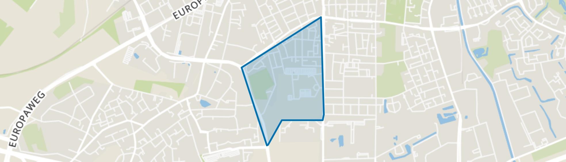 Winkewijert, Apeldoorn map