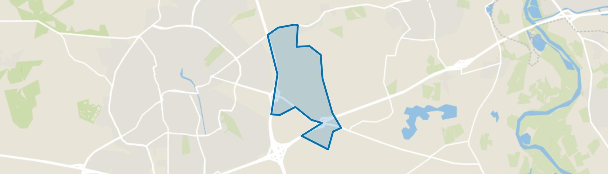 Wolthuis, Apeldoorn map