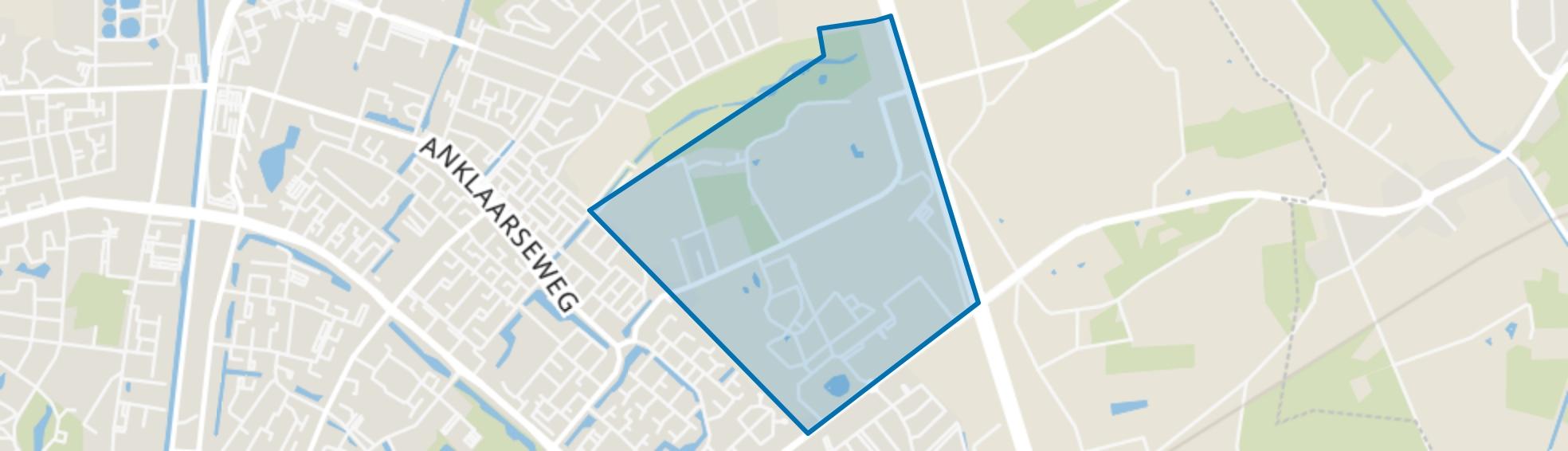 Zuidbroek - De Wellen, Apeldoorn map