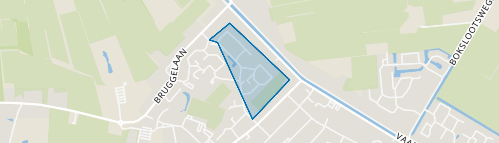 Appelscha-Midden West, Appelscha map