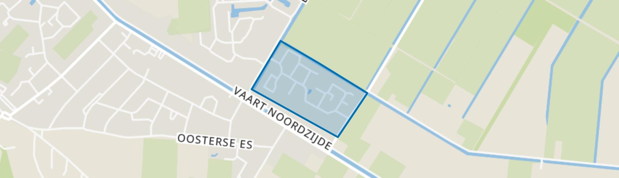 Appelscha-Toogwijk, Appelscha map