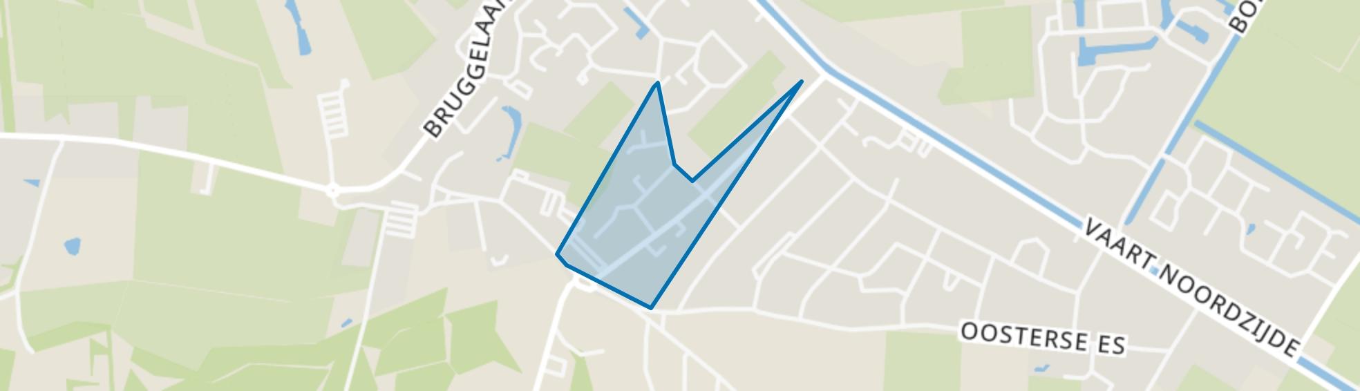Appelscha-Van Emstweg, Appelscha map