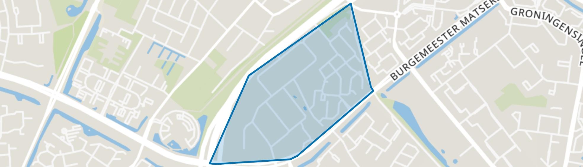 De Overmaat, Arnhem map