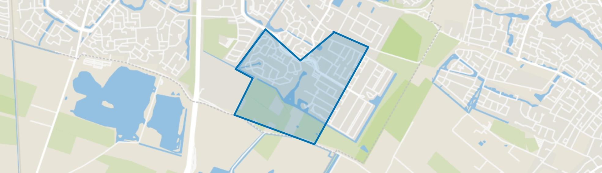Rijkerswoerd-Midden, Arnhem map