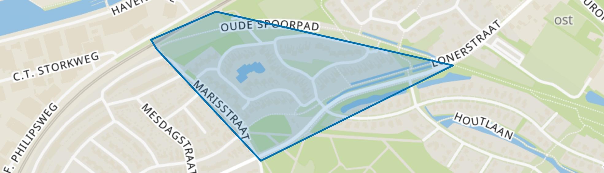 Amelterhout, Assen map