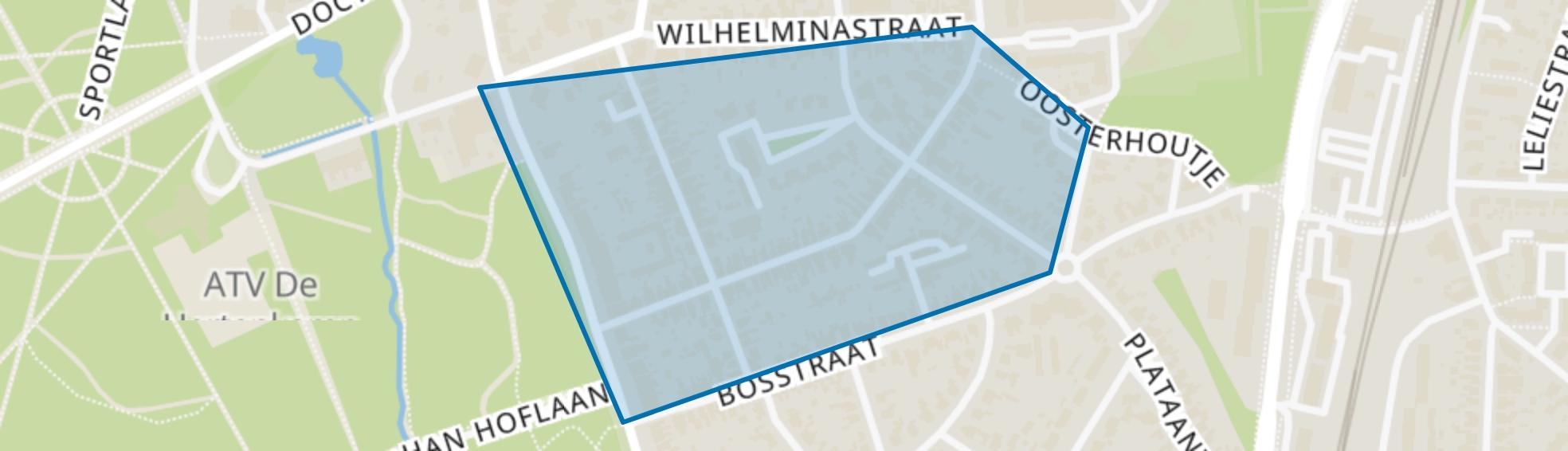 De Esch, Assen map