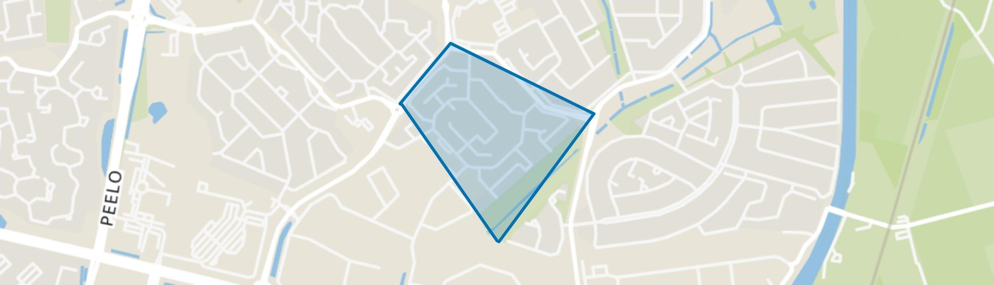 De Goorns, Assen map