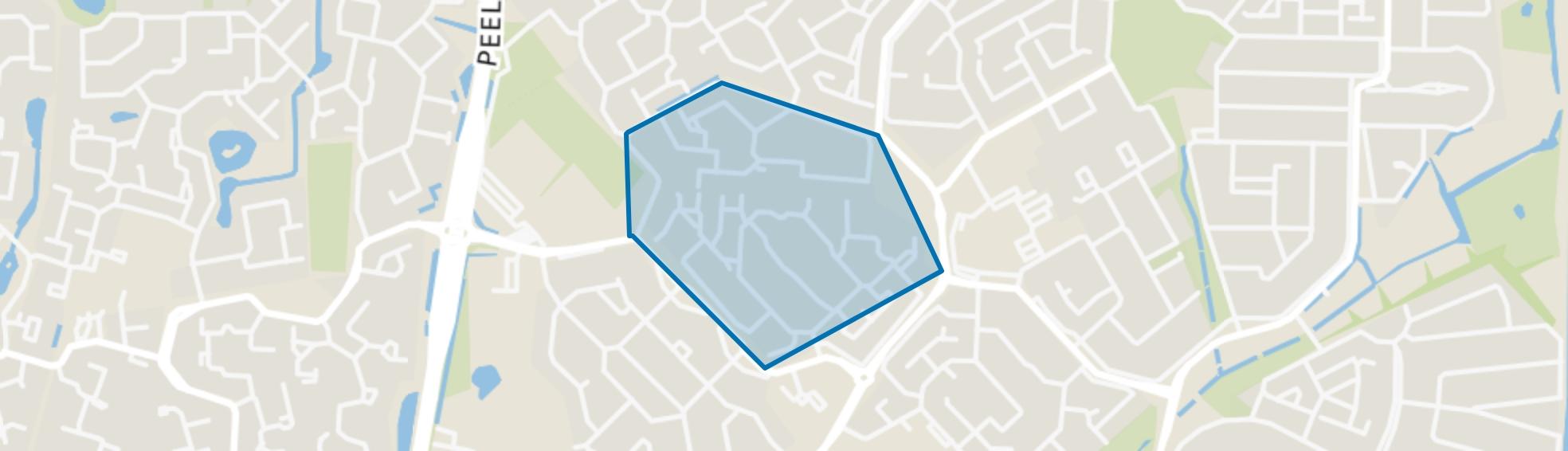 De Heugten, Assen map
