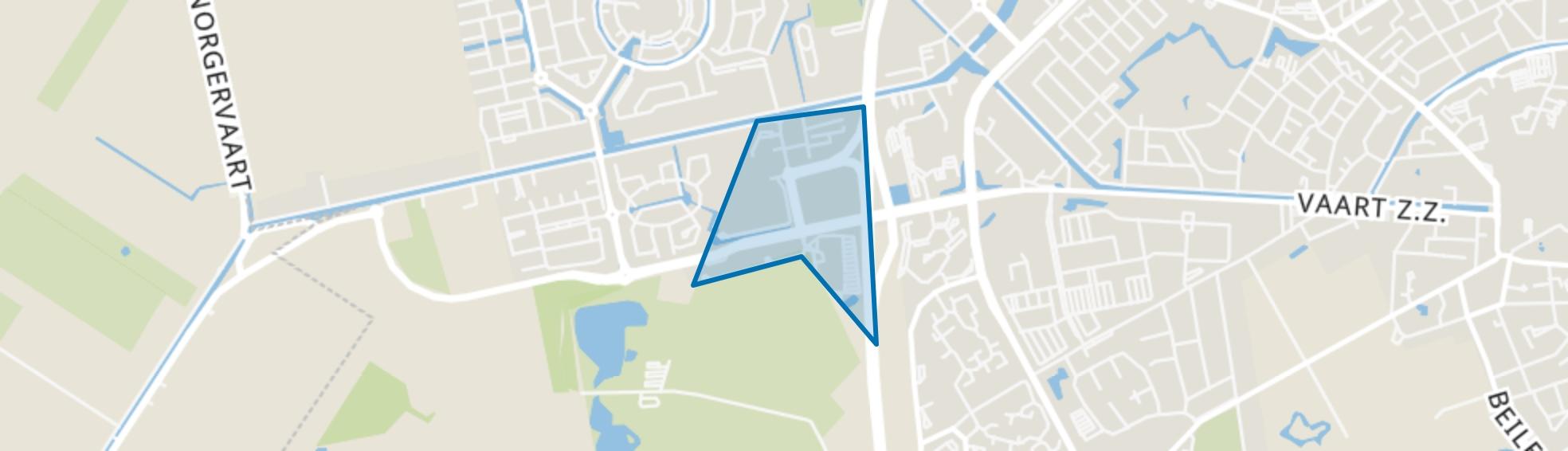 De Zoom, Assen map
