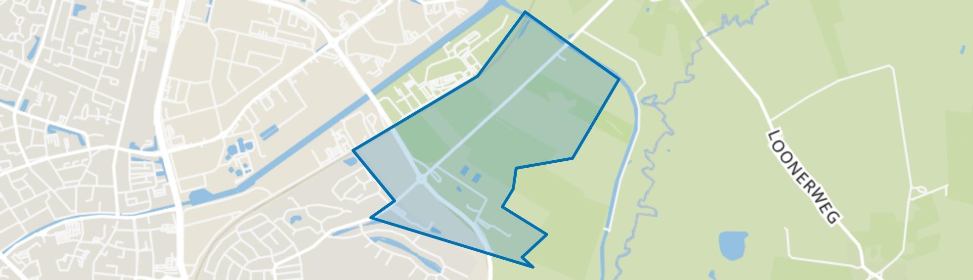 Dijkveld, Assen map