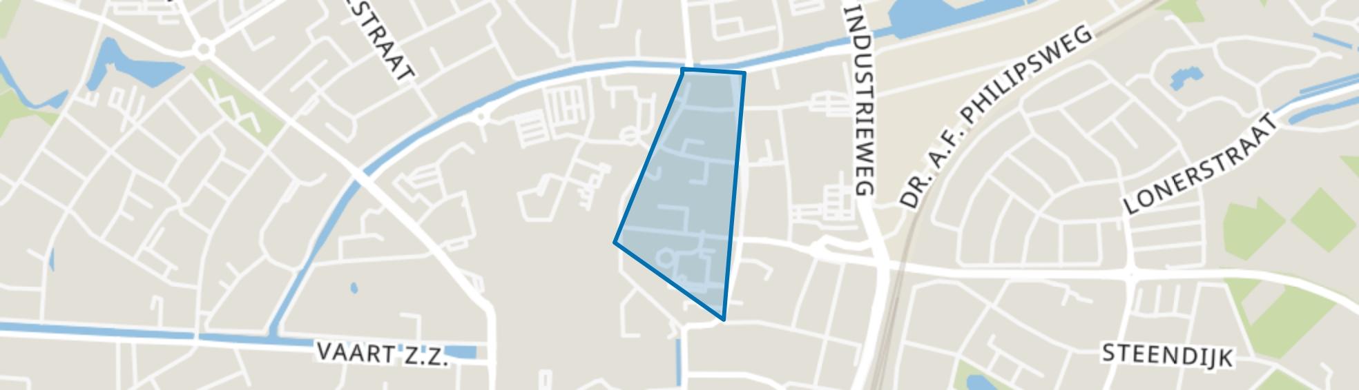 Galgenveld, Assen map
