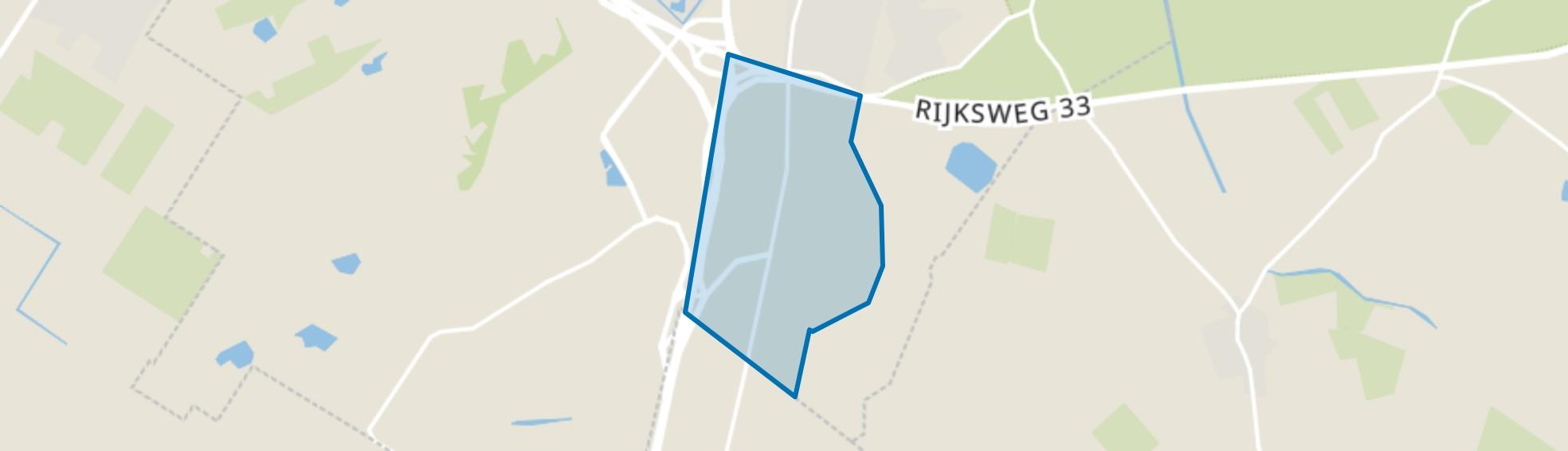 Graswijkbuurt, Assen map