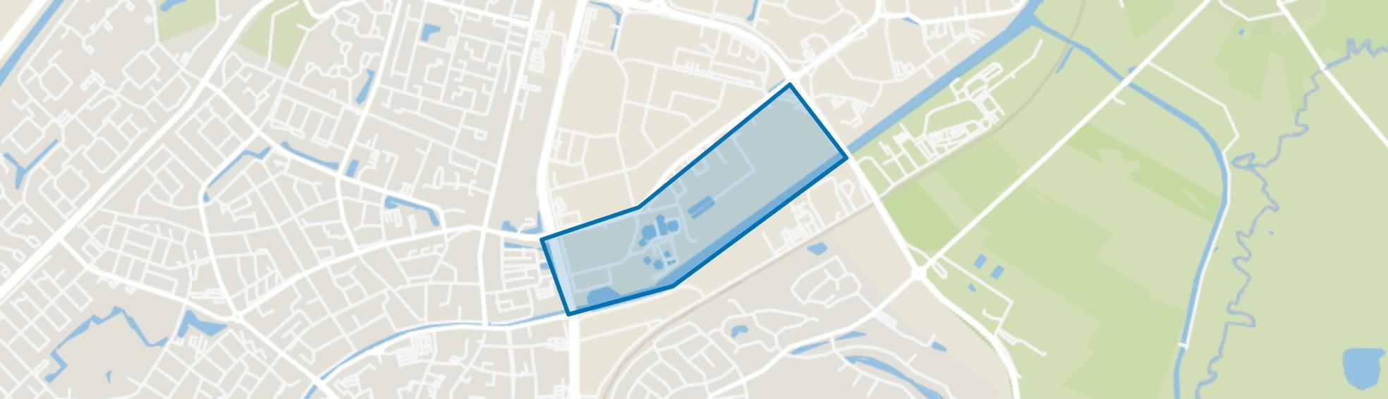 Havenkanaal Noordzijde, Assen map