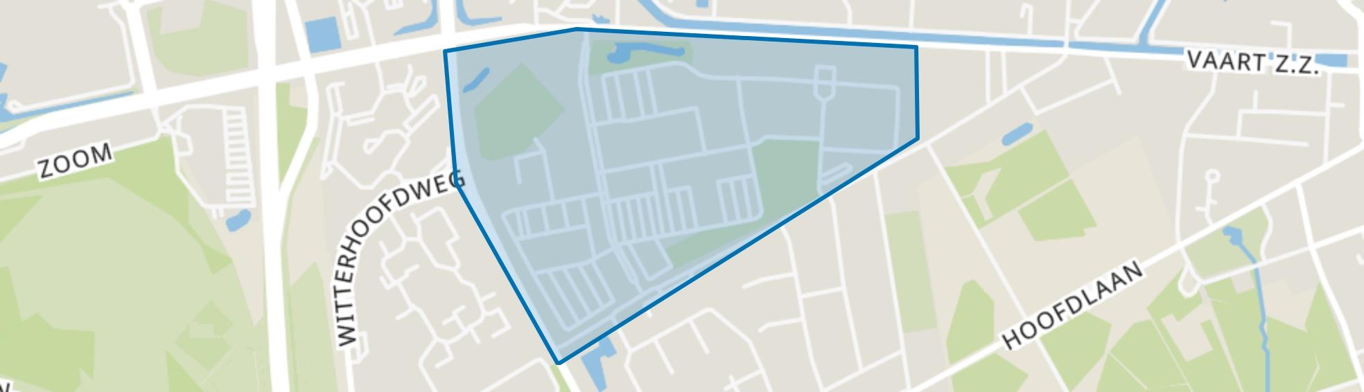 Kazerneterrein, Assen map