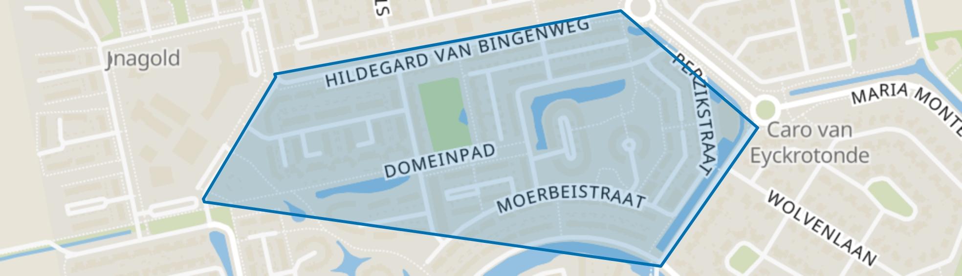 Kloosterhoven, Assen map
