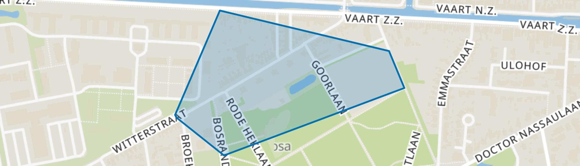 Oude Gasfabriek, Assen map