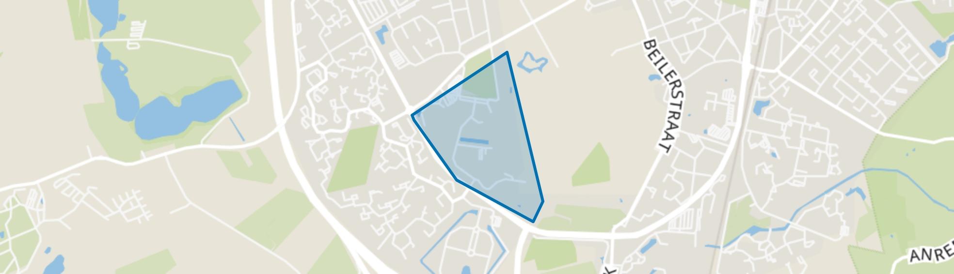 Sportpark Stadsbroek, Assen map