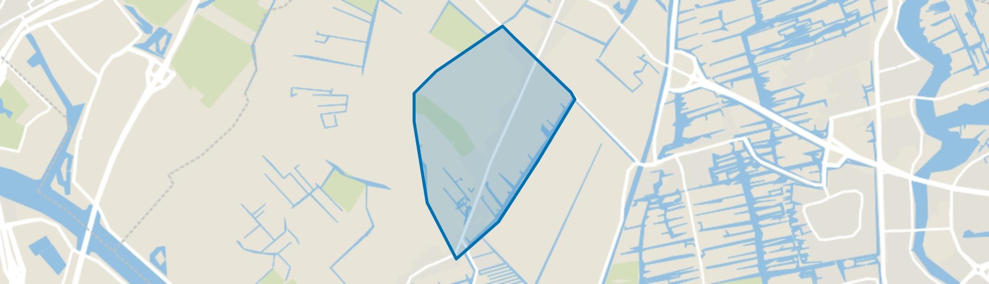 Centrum, Assendelft map