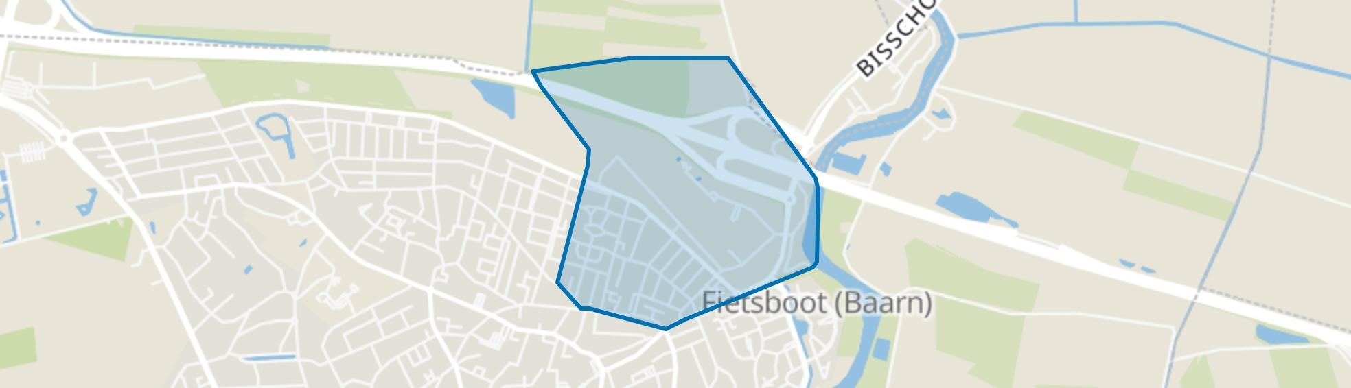 Schilderswijk, Baarn map