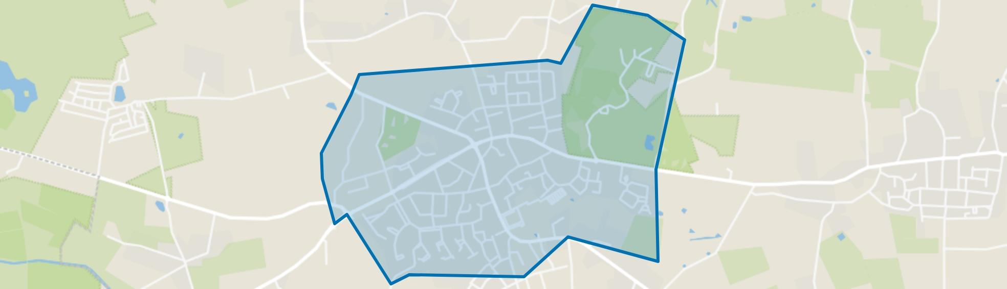Bakel, Bakel map