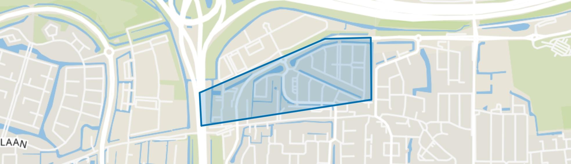 Bijdorp, Barendrecht map