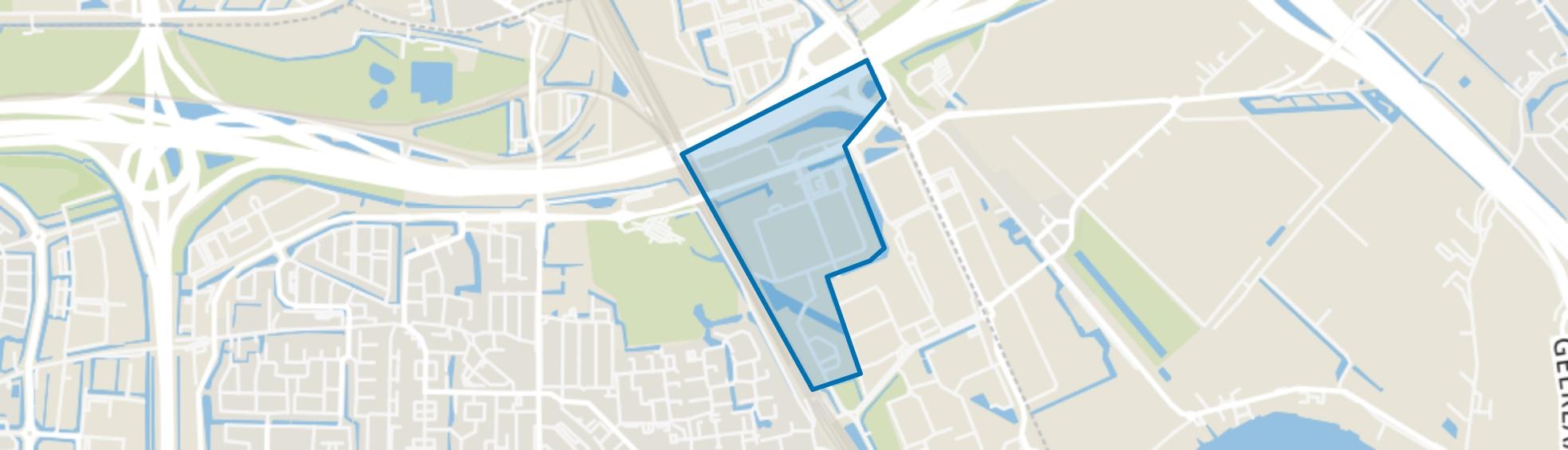 BT Dierenstein, Barendrecht map