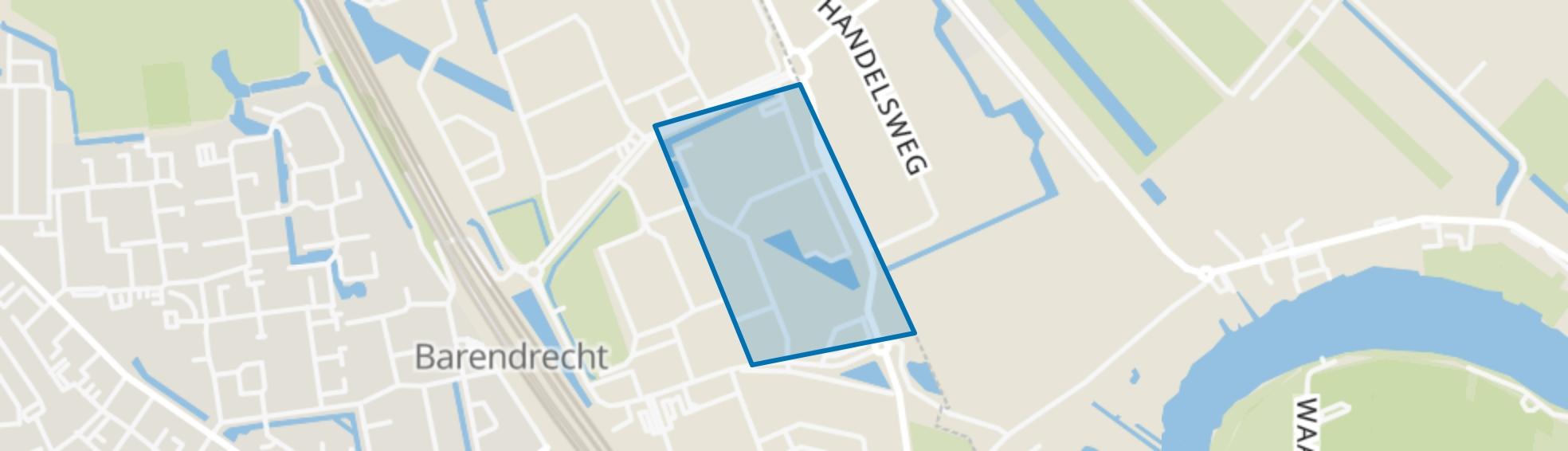 BT Gebroken Meeldijk, Barendrecht map