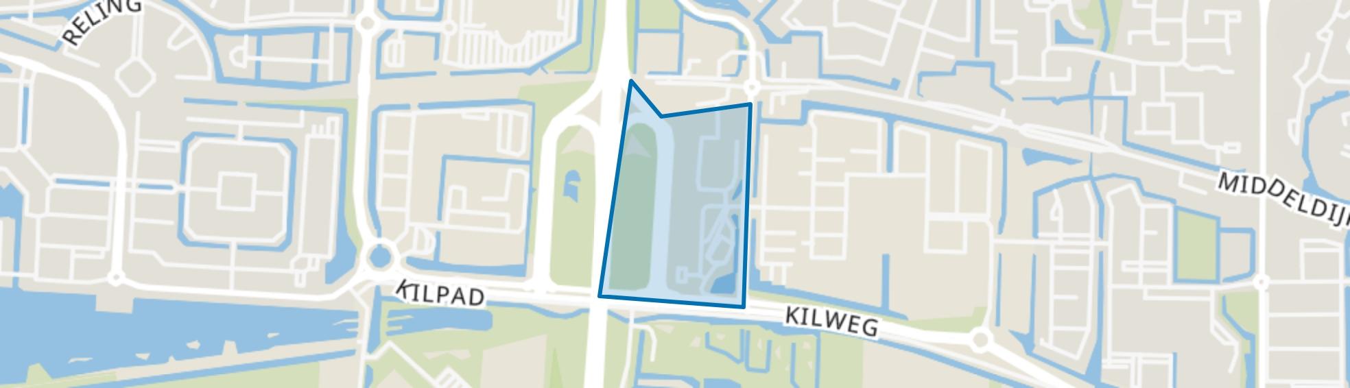 BT Kilweg Noord, Barendrecht map