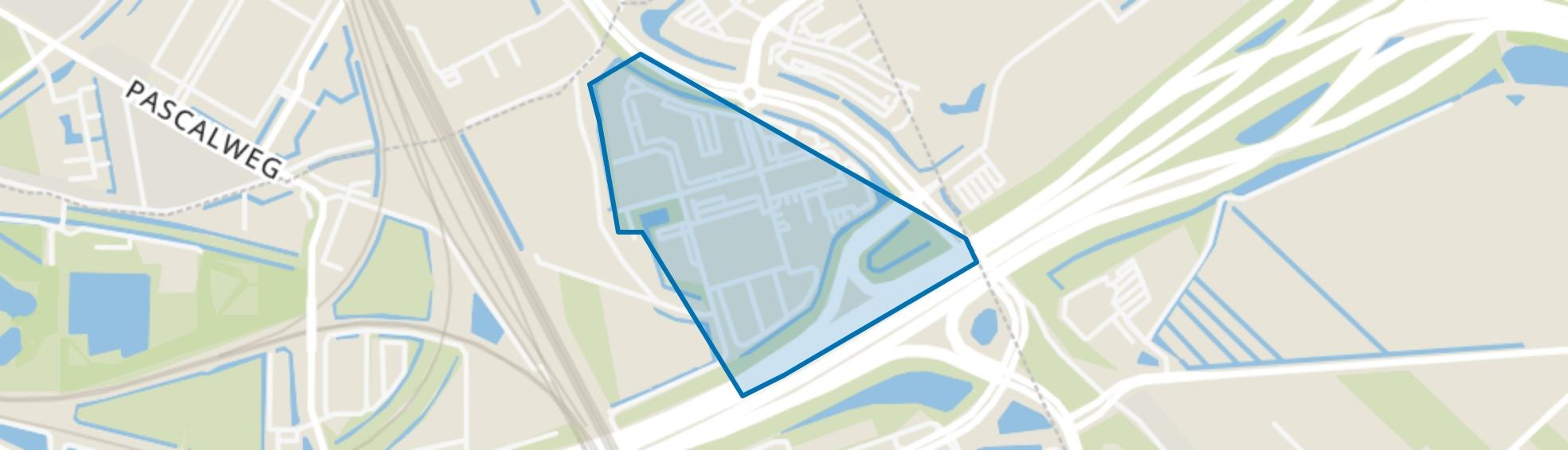 BT Reijerswaard, Barendrecht map