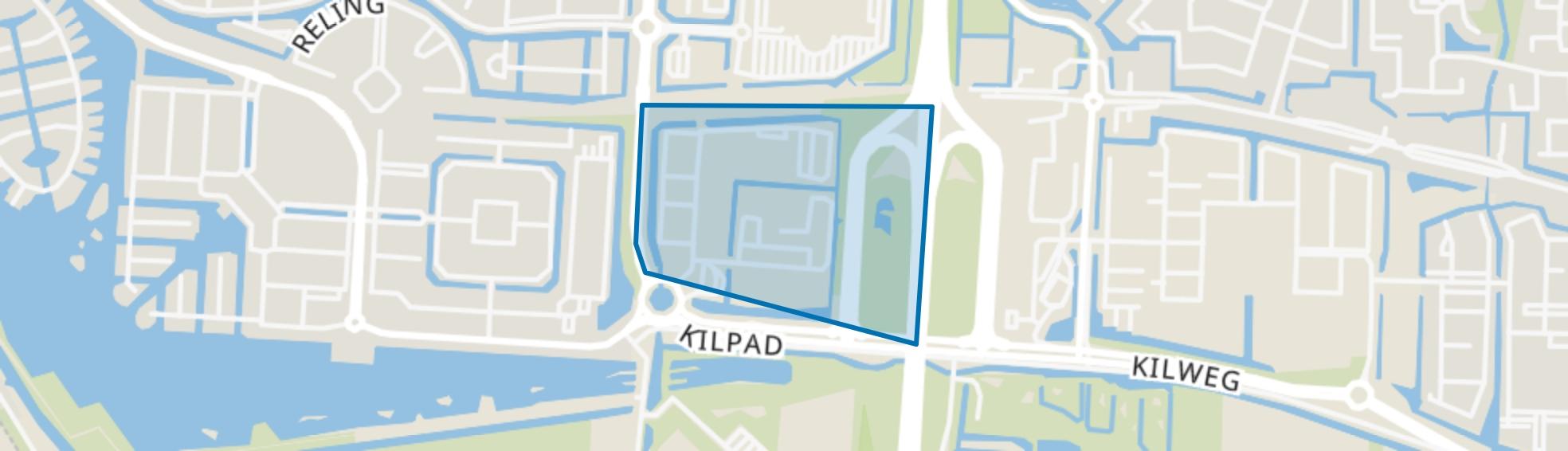 BT Vaanpark 1, Barendrecht map