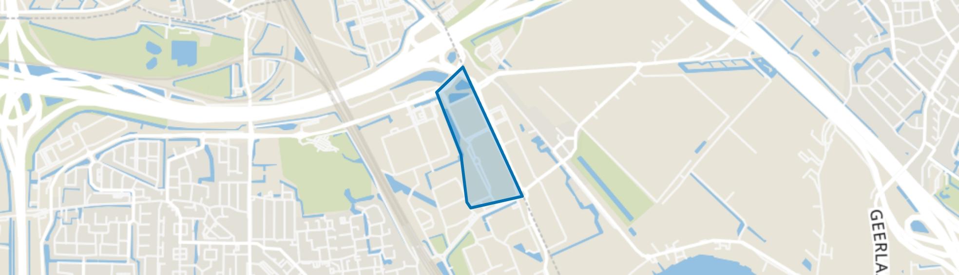 BT Veiling, Barendrecht map