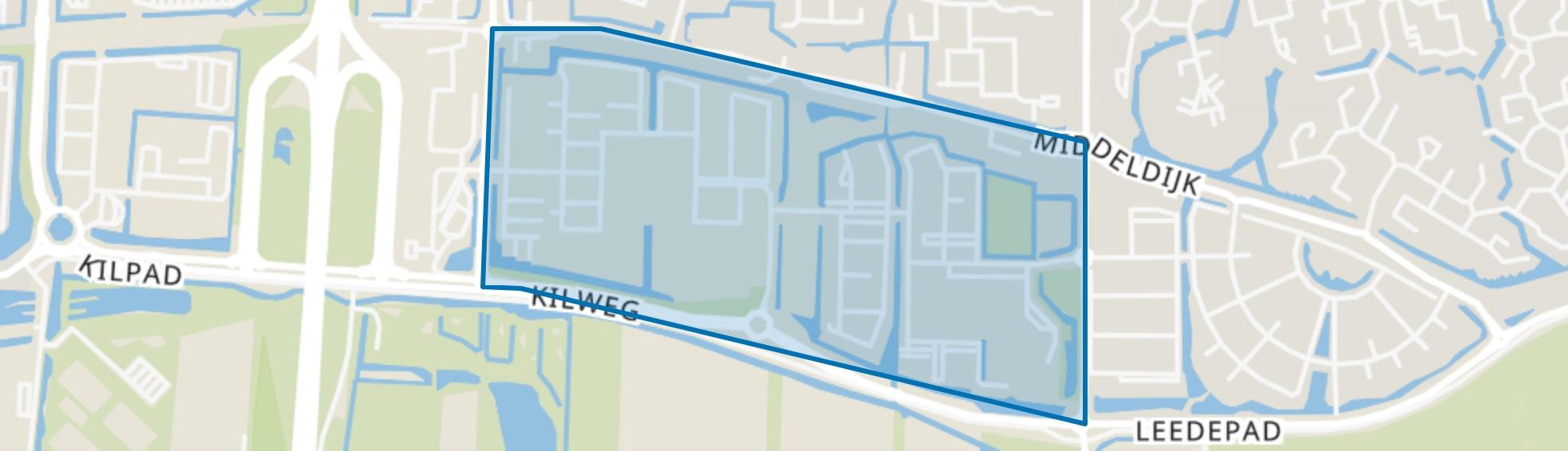 Kilweg, Barendrecht map