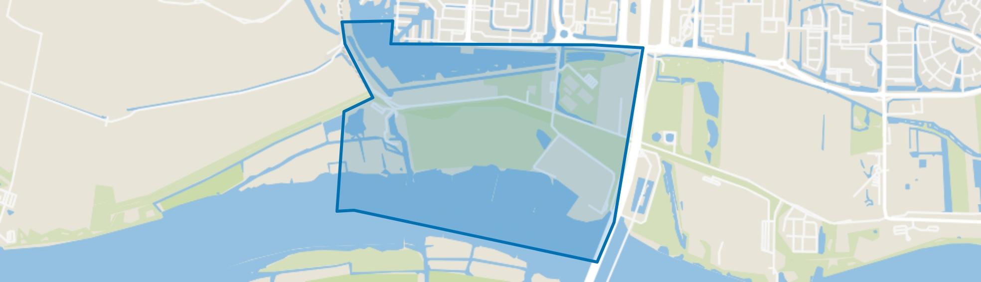 Koedood, Barendrecht map