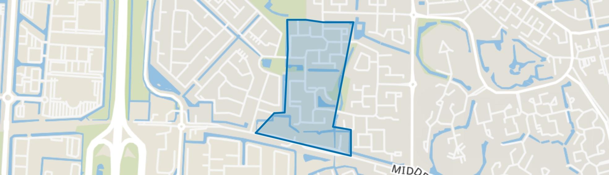 Molenvliet 2, Barendrecht map