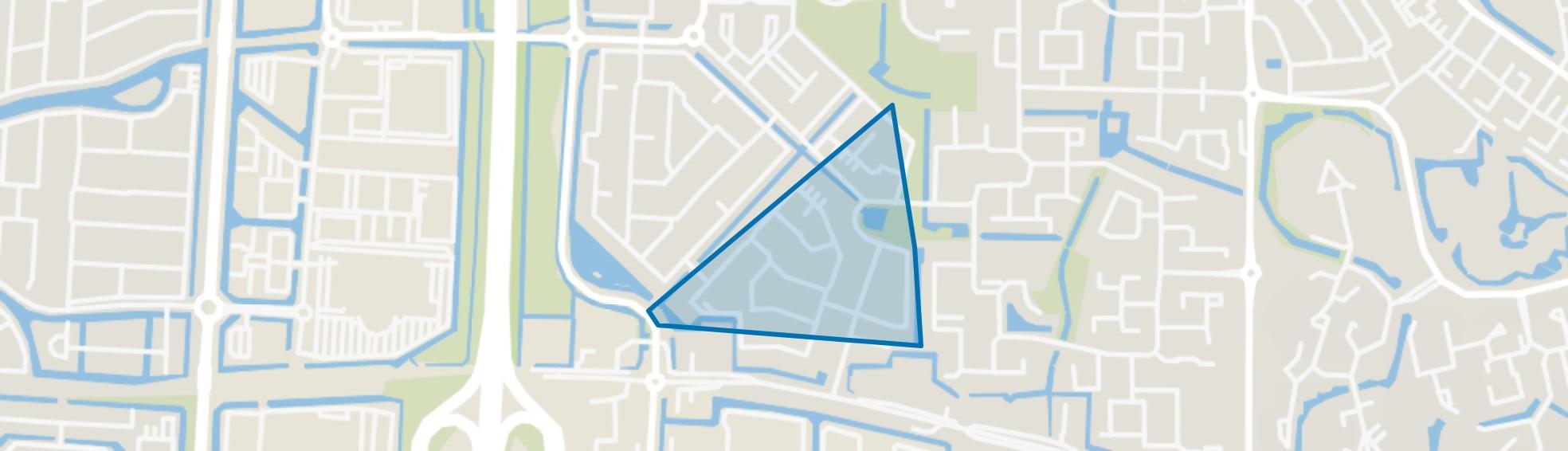 Nieuweland 1, Barendrecht map