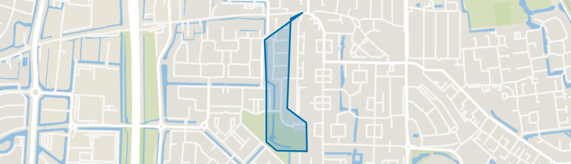 Nieuweland 4, Barendrecht map