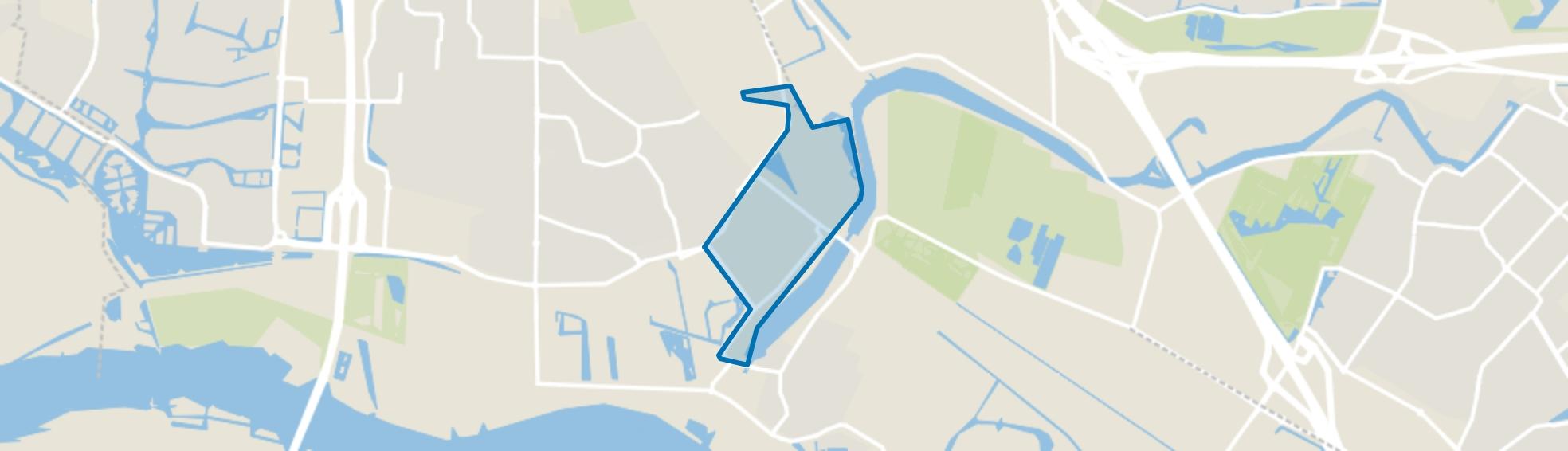 Noldijk, Barendrecht map