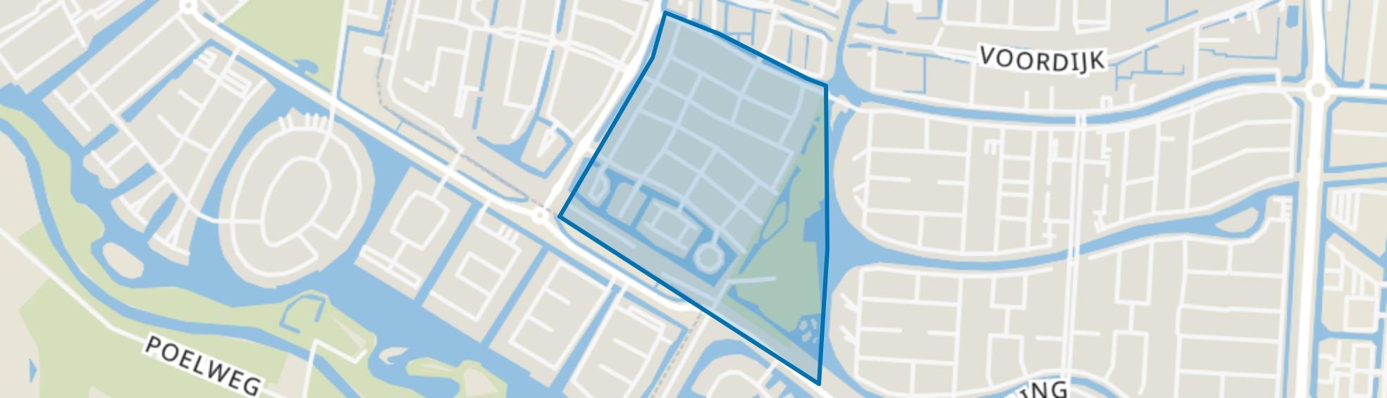 Riederhoek, Barendrecht map