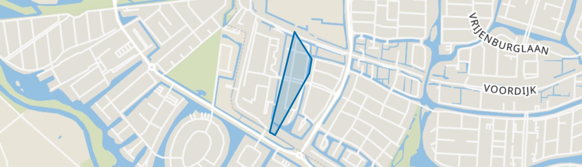 Smitshoek 1, Barendrecht map