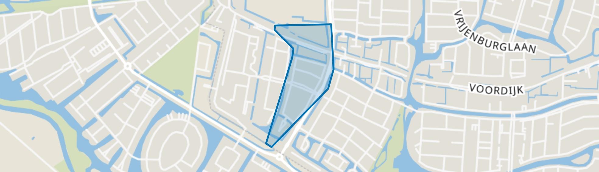 Smitshoek 2, Barendrecht map
