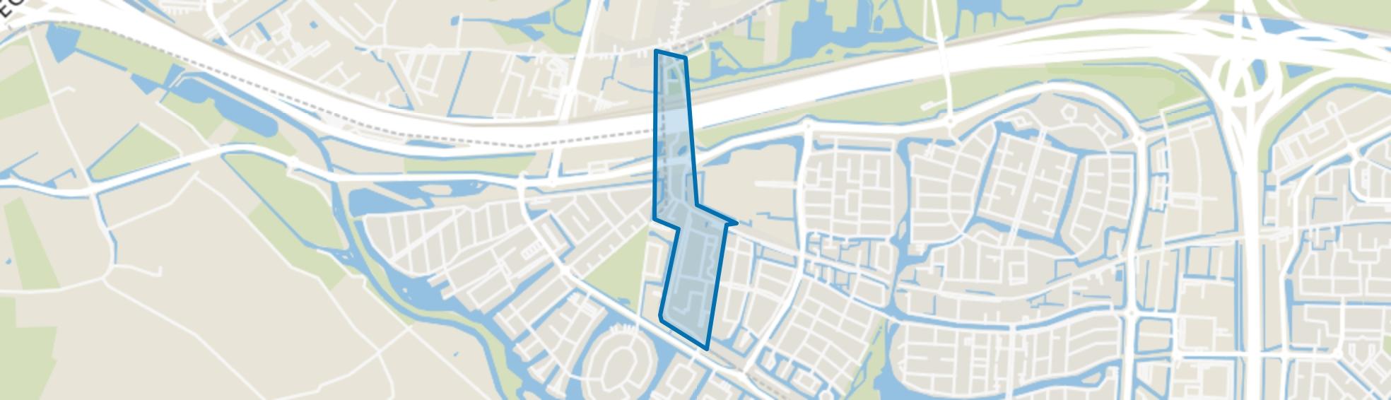 Smitshoek, Barendrecht map